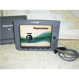 Boaters' Resale Shop of TX 1611 0124.01 RAYMARINE E120 MULTI-FUNCTION  DISPLAY