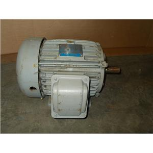 TECO WESTINGHOUSE MOTOR E0026 2HP 230/460V 1770RPM 6 POLE 3PH 184T TYPE AEHEBC