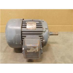 PACEMAKER MOTOR 19290M-0 TYPE CJ4B 7.5HP 1745RPM 213T 230/460V 3PH