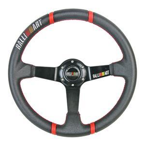 350mm Deep Dish Racing Steering Wheel Can Fit MOMO SPARCO OMP RALLIART Boss Kit
