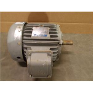 TECO WESTINGHOUSE MOTOR TYPE AEHEBG 1 1/2HP 182T 230/460V 1170RPM PH3