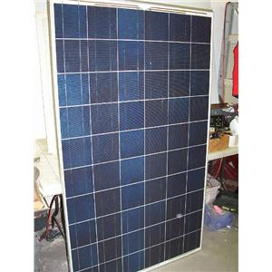 Boaters' Resale Shop of Tx 1611 0144.86 JIAWEI JW-G2100/JW6660 SOLAR PANEL -210W