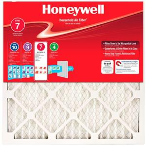"2 Honeywell 24"" x 30"" x 1""  Allergen Plus Pleated FPR 7 Air Filter (2-Pack) -NEW"