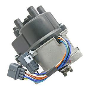 Ignition Distributor Fits Honda Civic CRX Delsol 1.5L 1.6L VTEC D16Z6 OBD1 TD42U
