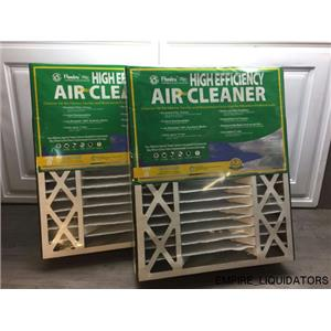"FLANDERS Replacement HIGH EFFICIENCY Air Cleaners - MERV 8 - 16"" X 20"" 5"" - NEW"