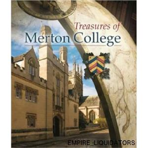 2 Factory Sealed Treasures of Merton College Main Edition by Dr. Steven Gunn -A