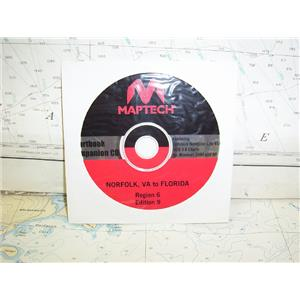 Boaters' Resale Shop of TX 1611 0122.75 MAPTECH REGION 6 EDITION 9 COMPANION CD