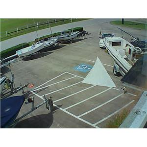 Jib w Luff 17-8 from Boaters' Resale Shop of TX 1211 2401.91