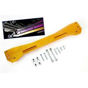 Subframe Amber Rear Tie Lower Bar Brace Fit Honda Civic EK EJ EK9 1996-2000