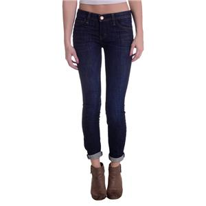 Sz 25 NWT Current/Elliott The Ankle Skinny Stretch Low Rise Jeans in Homestead