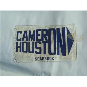Cameron Sails Mainsail w 33-7 Luff from Boaters' Resale Shop of TX 1611 1541.96