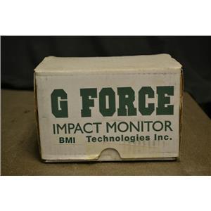 BMI G FORCE Impact Monitor