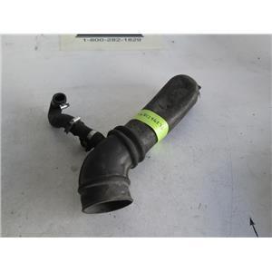 Audi 4000 air intake hose boot 068129627D