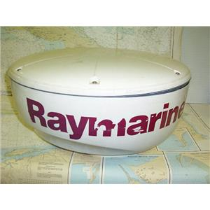 "Boaters' Resale Shop of TX 1611 2424.01 RAYMARINE RD218 2KW 18"" RADOME E52065"