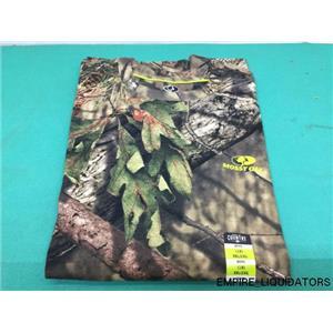 New Boys size 2XL 18 Mossy Oak Long Sleeve T-Shirt Tree Camo Hunting