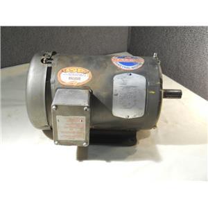 BALDOR ELECTRIC MOTOR M3555T 2HP FR145T 208-230/460V 3450RPM 60Hz