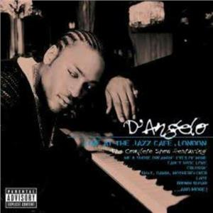 SEALED Live at the Jazz Cafe, London; Vinyl LP; Primary Artist - D'Angelo -A