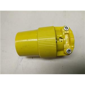 P&S Pass & Seymour 30A 120/208V 3PH Locking Plug