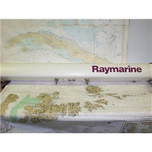 Boaters' Resale Shop of TX 1611 2442.12 RAYMARINE M92693 ARRAY 4'. ANTENNA ONLY