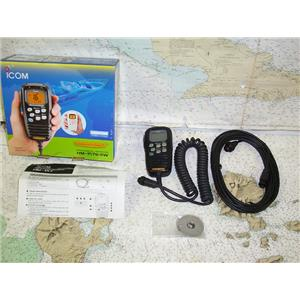 Boaters' Resale Shop of TX 1611 2427.17 ICOM HM-157B REMOTE CONTROL MIC KIT