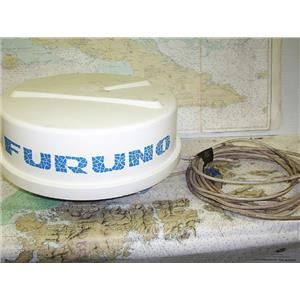 Boaters' Resale Shop of TX 1611 1022.01 FURUNO RADAR DOME RSB-0028 W/ CUT CABLE