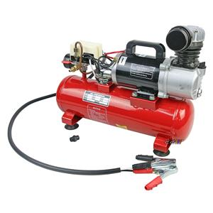 12V 450W Air Compressor 8L Receiver Tank 120L/min Oil Tank For Tyre & Air Locker
