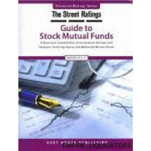 Thestreet Ratings Guide to Stock Mutual Funds, Winter 13/14 [Book] -A