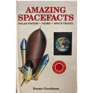 Amazing Spacefacts: Solar System, Stars, Space Travel (Facts at Your Fingertips)