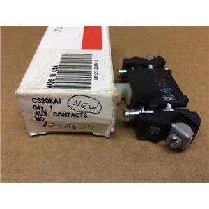 Cutler-Hammer C320KA1 Auxiliary Contact