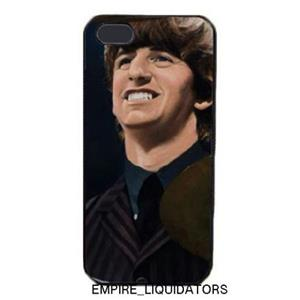 "BRAND NEW The Beatles ""Starr Quality"" Ringo Starr iPhone 5/5S Case -A"