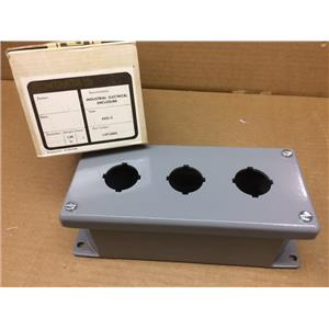 Kontakta AVD-3 Industrial Electrical Enclosure
