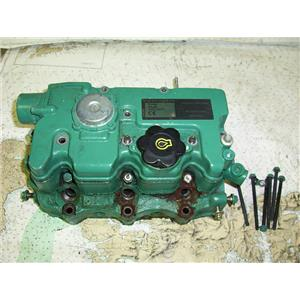 Boaters' Resale Shop of TX 1612 0772.02 VOLVO PENTA D1-30B ENGINE HEAD ASSEMBLY