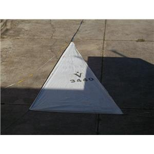 MacGregor 21 Mainsail w 21-11 Luff from Boaters' Resale Shop of TX 1408 0752.11
