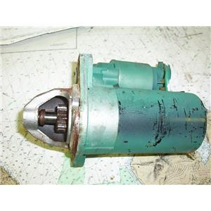 Boaters' Resale Shop of TX 1612 0772.07 VOLVO PENTA D1-30 STARTER ASSEMBLY