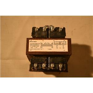 Square D 9070T100D1 Transformer, Pri: 220-240/440-480V, Sec: 110-120V