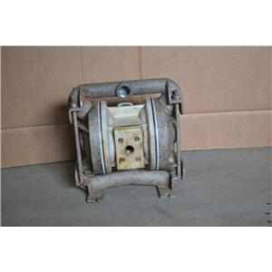 """Wilden M2 Double Diaphragm Transfer Pump Stainless Steel 1/2"""" Inlet, 3/4"""" Outlet"""