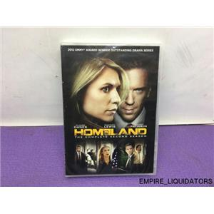 BRAND NEW  - Homeland: The Complete Second Season [4 Discs] - Widescreen