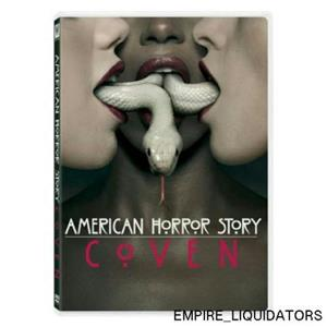 SEALED American Horror Story: Coven Complete Third Season - DVD