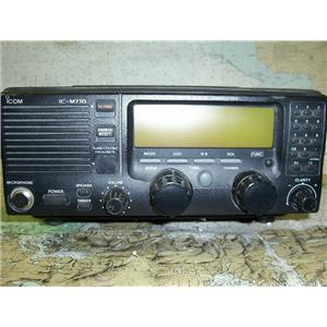 Boaters' Resale Shop of TX 1612 0777.01 ICOM IC-M710 SINGLE SIDE BAND RADIO ONLY