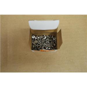 (Pack of 100) 6/32 x 3/8 Flat Socket Cap 18-8SS