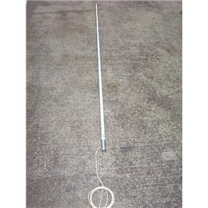 Boaters Resale Shop of TX 1612 2727.04 CELWAVE PD8-5 MARINE 8 FOOT VHF ANTENNA