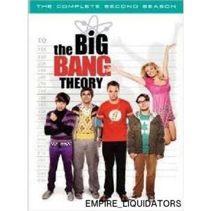 NEW The Big Bang Theory: The Complete Second Season [DVD] (NR)