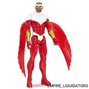 BRAND NEW - Falcon Action Figure - Marvel Titan Hero Series - 12'' Official