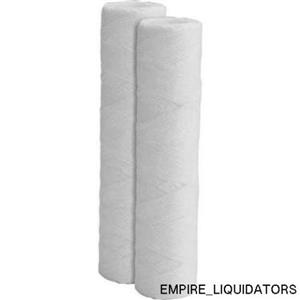 """BRAND NEW GE Household Replacement Filters 3/4"""" - 2 count MODEL FXWSC"""