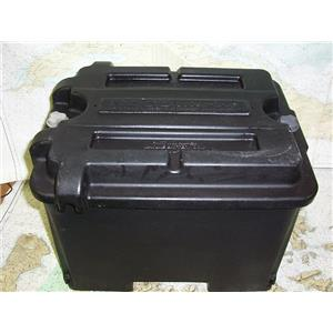 Boaters' Resale Shop of TX 1701 0441.02 NOCO MARINE HM426 DUAL 6V BATTERY BOX