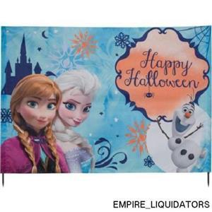 Gemmy Disney Frozen Yard Card Halloween Decoration