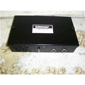 Boaters' Resale Shop Of Tx 1701 1125.07 ROBERTSON J300 AUTOPILOT JUNCTION BOX