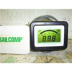 Boaters' Resale Shop of TX 1701 1141.21 KVH 103AC SAILCOMP DISPLAY 02-0407 ONLY