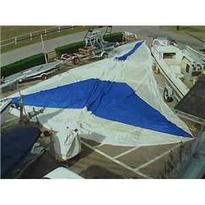 Shore Sails Spinnaker w 64-4 Hoist from Boaters' Resale Shop of TX 1701 1147.91