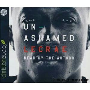 BRAND NEW - CHRISTIANAUDIO - Unashamed [Book] by Lecrae Moore